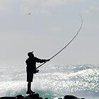 Rockfisherman  by Trish Threlfall