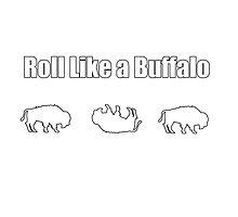 Roll Like A Buffalo by kpoplace