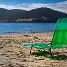 Relax! - Nebraska Beach, Bruny Island by clickedbynic