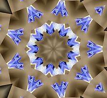Iris Kaleidoscope by aprilann