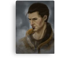 Skyrim Companion~Marcurio2 Canvas Print