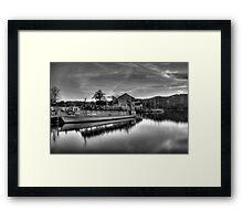 Miss Cumbria Framed Print