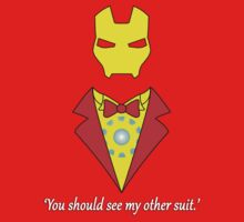 You should see my other suit. by BrowncoatAlex
