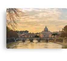 River Tiber Canvas Print