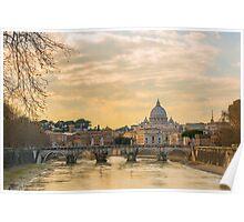 River Tiber Poster