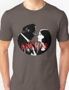 LUTHER: John & Alice Unisex T-Shirt