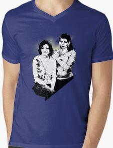 Willow & Tara Mens V-Neck T-Shirt