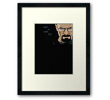 Walt Hartwell White Framed Print