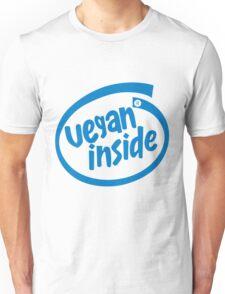 VEGAN INSIDE Unisex T-Shirt