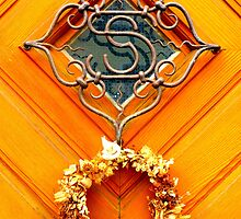 personalized entrance ~ S ~ by ©The Creative  Minds