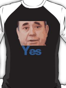 Yikes - Scottish independence T-Shirt