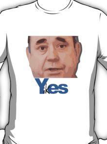 Yikes - Scottish independence T-Shirt