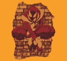 Iron Spider Spray Painted by sonicfan114