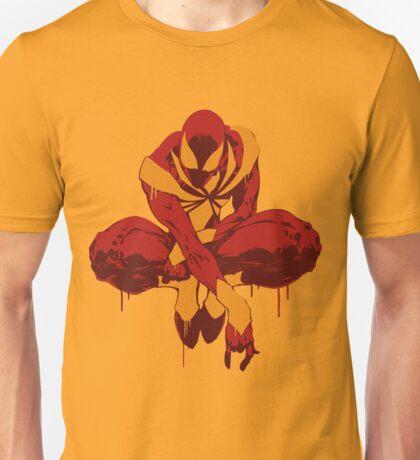 Iron Spider Grunge Unisex T-Shirt
