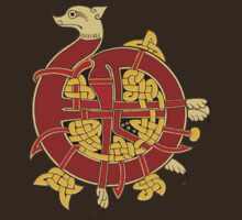 Celtic Dragon by Machinations