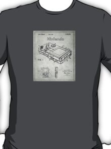 Game Boy Original Patent T-Shirt
