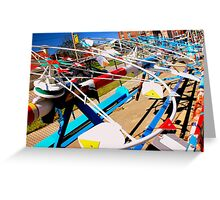 Whirligig Park 2 Greeting Card