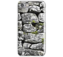 Dry Stone No.1 (2) iPhone Case/Skin