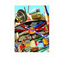 Lucama Whirligig 2 Art Print