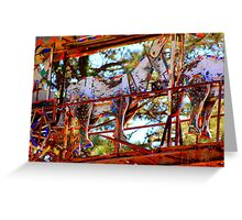 Lucama Whirligig 3 Greeting Card