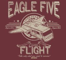 EAGLE FIVE BY: REVISION APPAREL™ by Melanie Andujar