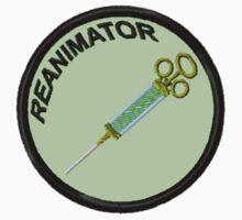 Reanimator Geek Merit Badge by storiedthreads