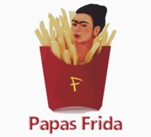 Papas Frida by thebrettbax