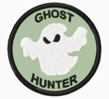 Ghost Hunter Geek Merit Badge by storiedthreads