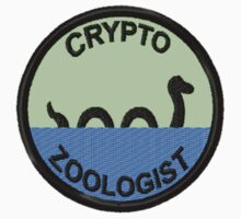 Cryptozoologist Geek Merit Badge by storiedthreads