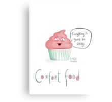 Comfort food Metal Print