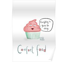 Comfort food Poster