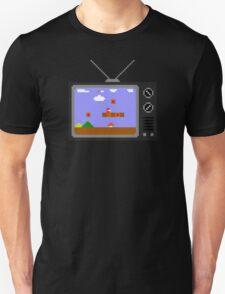 8-Bit Retro TV T-Shirt