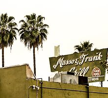 Musso & Frank Grill by mattwhitby