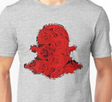 SNAPCHAT ROSE SWAG - LIMITED EDITION Unisex T-Shirt