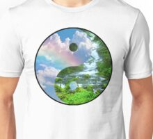 Nature Yin Yang Unisex T-Shirt