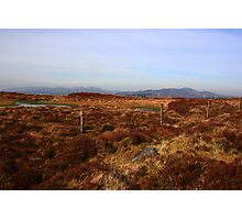 Inishowen Mountains Photographic Print