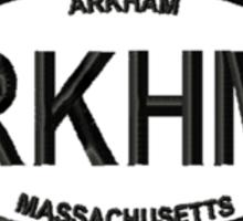 Arkham Euro Sticker Sticker