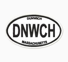 Dunwich Euro Sticker by storiedthreads