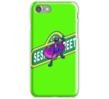 Super Grover iPhone Case/Skin
