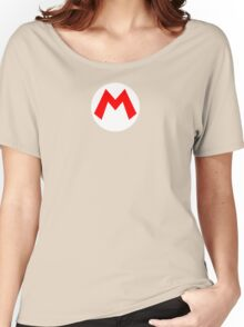 Mario M Women's Relaxed Fit T-Shirt