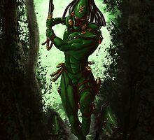 Eldar Ambush by Aaron Harris