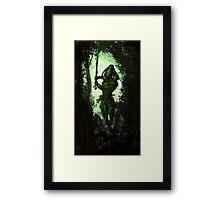 Eldar Ambush Framed Print