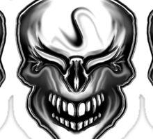 Laughing skulls t-shirt Sticker