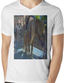 Horse and Carriage e01 Mens V-Neck T-Shirt