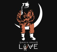 Angels and Airwaves moon man by Jonrabbit