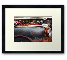 The Old One Eighty #2 Framed Print