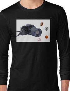 Sports Long Sleeve T-Shirt