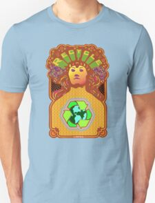 Recycle Mother Earth Planet T-Shirt