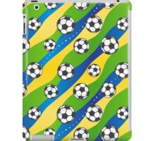 Football pattern iPad Case/Skin