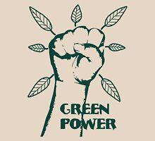 Go Green Power Unisex T-Shirt